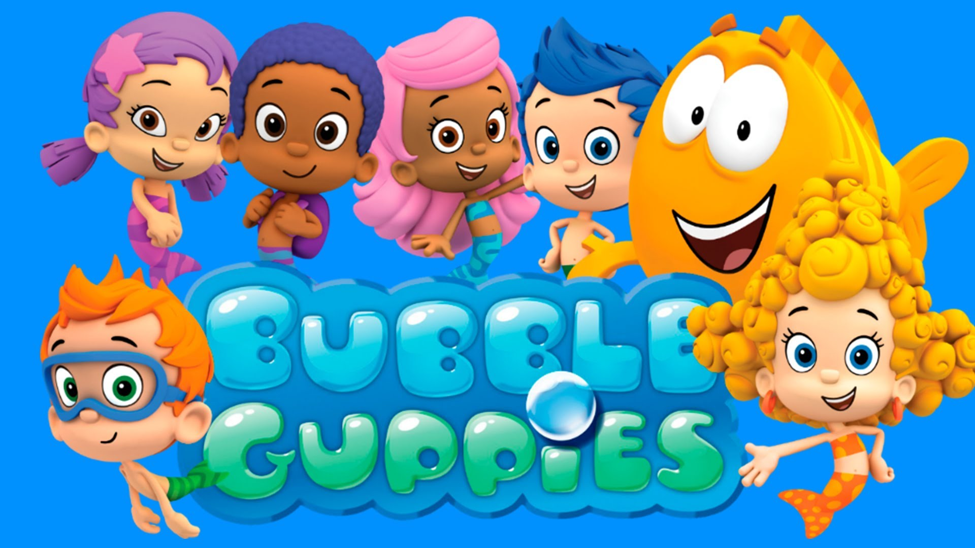 Bubble Guppies Season 3 - 2014