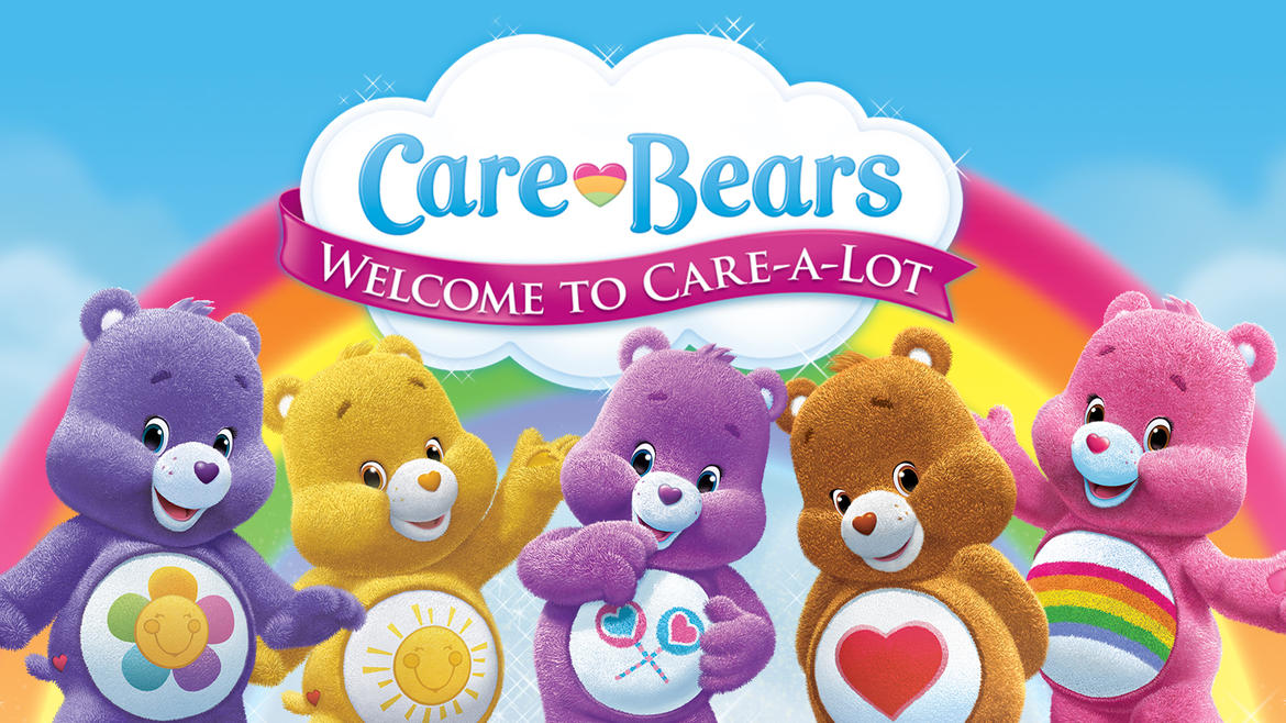 Care Bears Welcome to Care-a-Lot - 2012