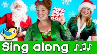 Santa's Coming (Sing Along)