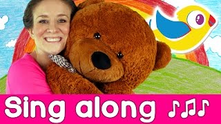 Teddy Bear (Sing Along)