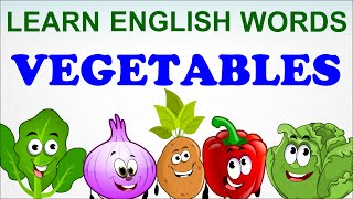 Spelling-Vegetables