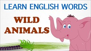 Spelling-Wild Animals