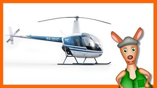 HELICOPTER FOR KIDS