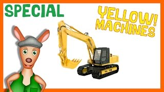TOP 10 YELLOW MACHINES
