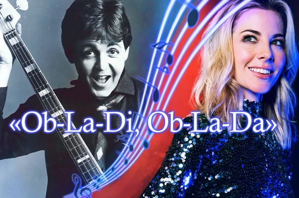 Ob-La-Di, Ob-La-Da by Paul McCartney. Cover by Morgan James.