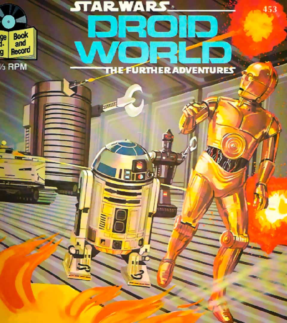Star Wars - Droid World