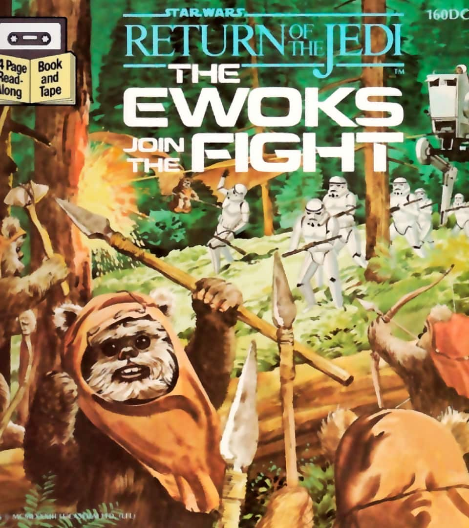 Star Wars - The Ewoks Join the Fight